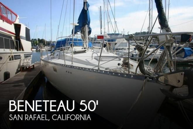 1991 Beneteau Oceanis 500 Prestige - For Sale at San Rafael, CA 94901 - ID 167693