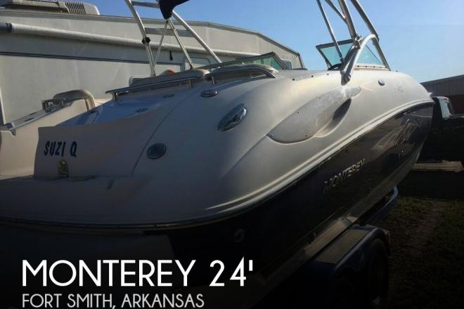 2007 Monterey 243 EXPLORER - For Sale at Fort Smith, AR 72901 - ID 153830