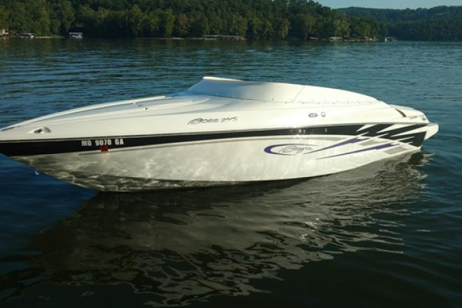 2006 Baja 245 Boss Performance - For Sale at Camdenton, MO 65020 - ID 110802