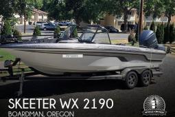 2014 Skeeter WX 2190