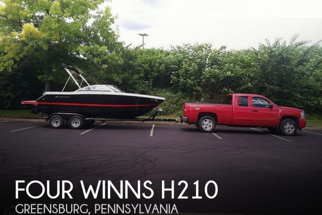 2013 Four Winns H210 - For Sale at Greensburg, PA 15601 - ID 154776