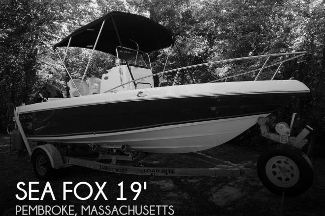 2011 Sea Fox 197 Pro Series Center Console - For Sale at Pembroke, MA 2359 - ID 154159