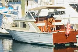 1968 Lyman Express Cruiser