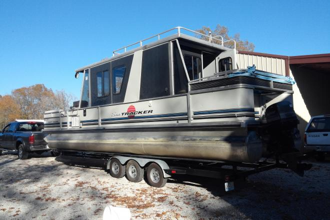 1993 Sun Tracker Party Cruiser - For Sale at West Plains, MO 65775 - ID 167989