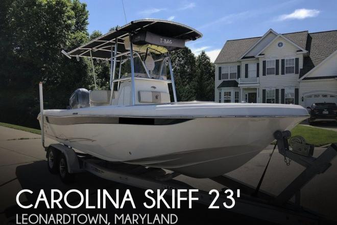 2016 Carolina Skiff 23 Ultra Elite - For Sale at Leonardtown, MD 20650 - ID 167248