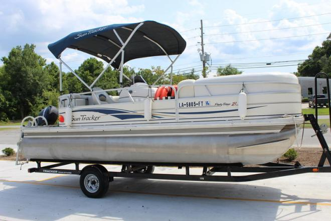 2009 Sun Tracker 21 - For Sale at Laplace, LA 70068 - ID 168300