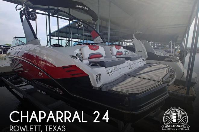 2015 Chaparral 243 VRX - For Sale at Rowlett, TX 75030 - ID 167927
