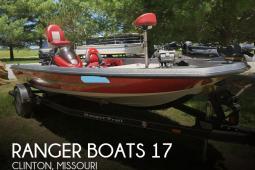 2009 Ranger 177TR