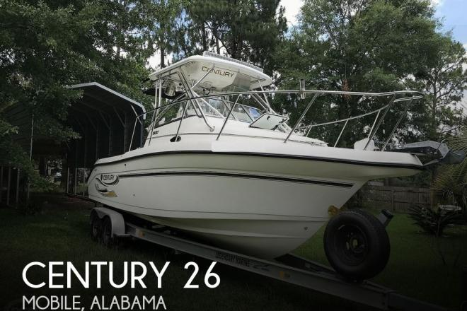2004 Century 2600 WA - For Sale at Mobile, AL 36652 - ID 167596