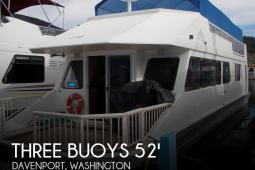 1987 Three Buoys 52 Sunseeker