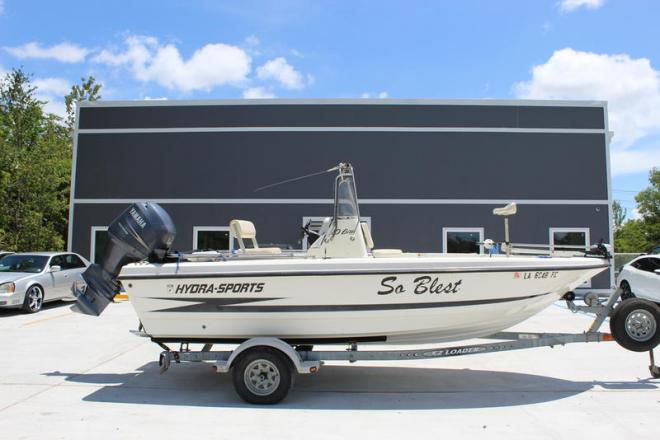2000 Hydra Sports 20 Bay - For Sale at Laplace, LA 70068 - ID 168348