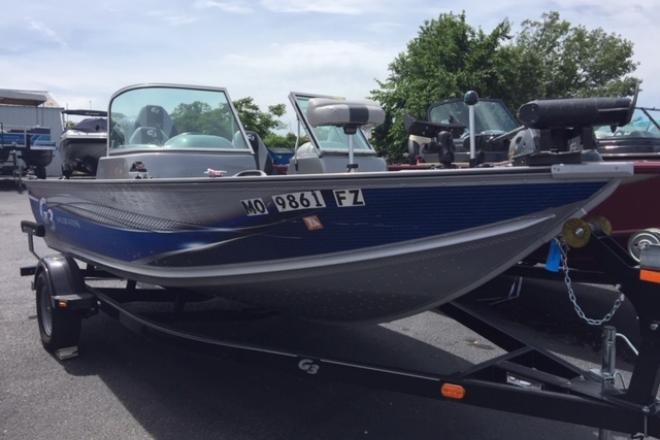 2015 G3 Boats Angler V172 FS - For Sale at Osage Beach, MO 65065 - ID 168280