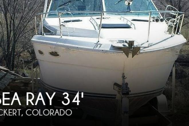 1988 Sea Ray 300 Sundancer - For Sale at Eckert, CO 81418 - ID 167150