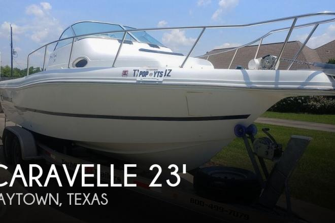 2004 Caravelle SEA HAWK 230 - For Sale at Baytown, TX 77523 - ID 156910