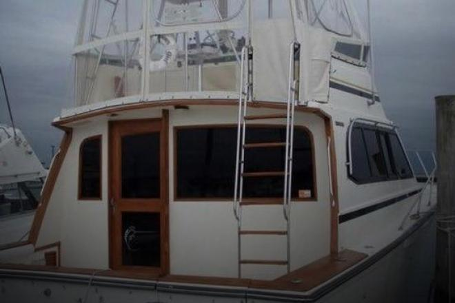 1989 Egg Harbor 37 - For Sale at Bay Shore, NY 11706 - ID 168427