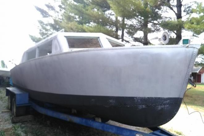1959 Lone Star Cabin Cruiser - For Sale at Burnside, KY 42519 - ID 168459