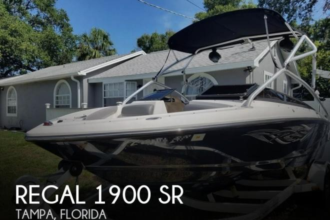 2011 Regal 1900 SR - For Sale at Tampa, FL 33611 - ID 146029