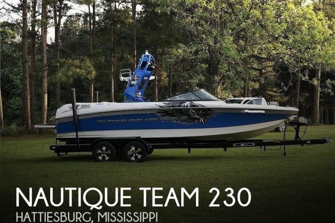 2011 Nautique Team 230 - For Sale at Hattiesburg, MS 39402 - ID 167149