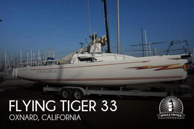 2006 Flying Tiger 33 - For Sale at Oxnard, CA 93035 - ID 140726