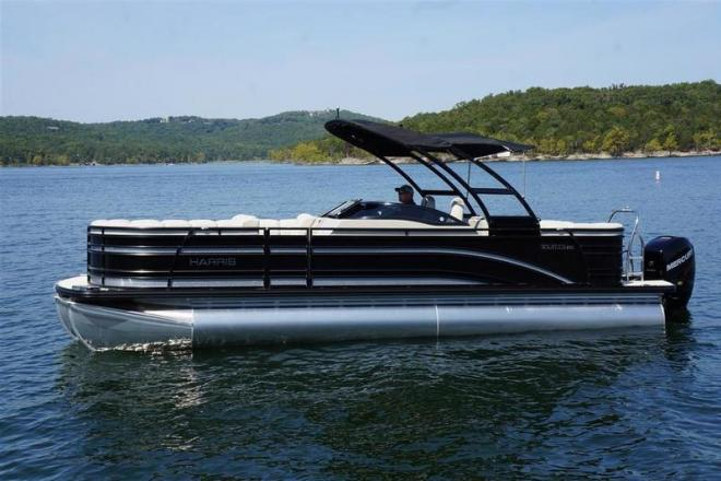 2018 Harris Solstice DC 250 - For Sale at Branson, MO 65615 - ID 130729
