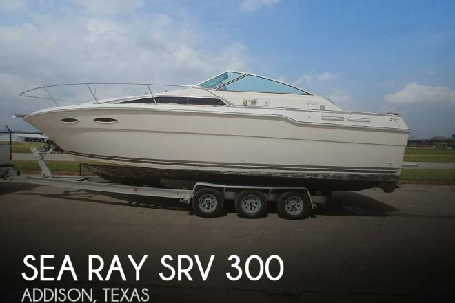 1986 Sea Ray SRV 300 Sundancer - For Sale at Addison, TX 75001 - ID 167449