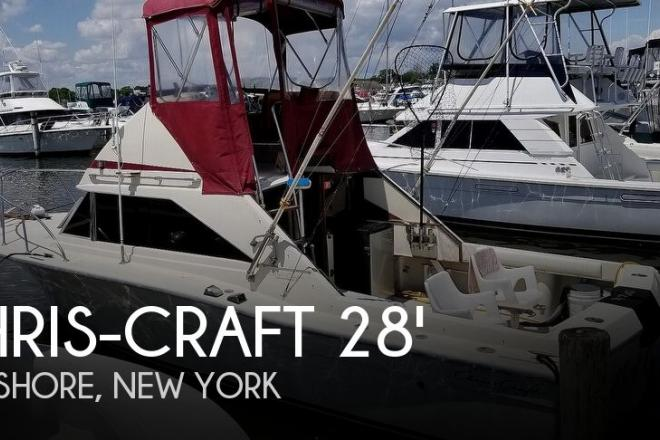 1971 Chris Craft Commander 28 FB - For Sale at Bay Shore, NY 11706 - ID 168428