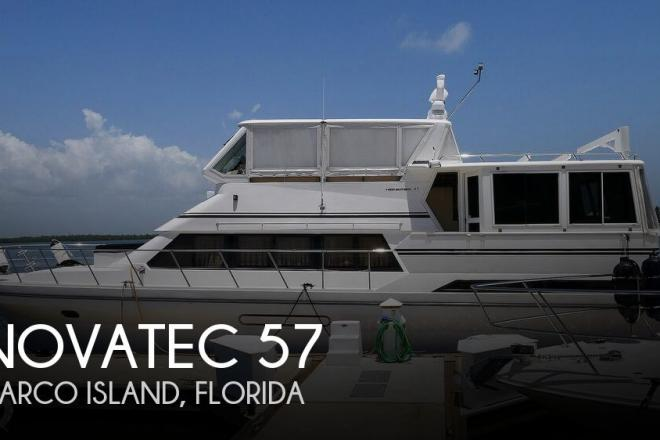 2001 Novatec 57 - For Sale at Marco Island, FL 34145 - ID 168533