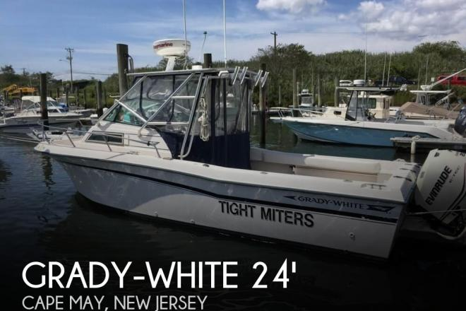 1987 Grady White 240 Offshore - For Sale at Cape May, NJ 8204 - ID 148738