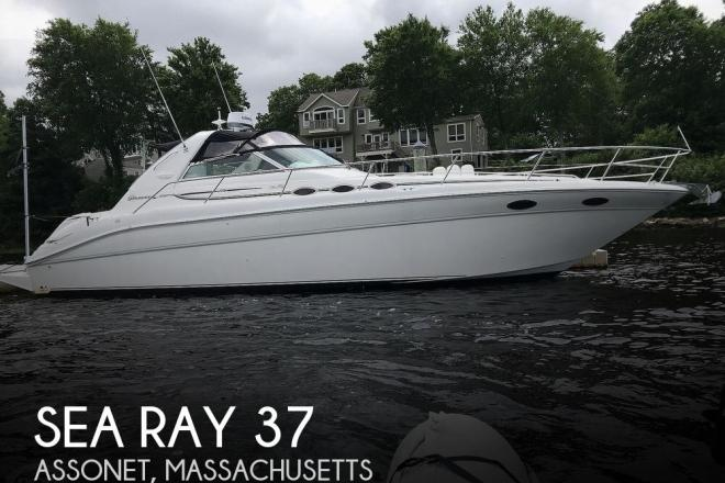 1997 Sea Ray 370 Sundancer - For Sale at Assonet, MA 2702 - ID 168534