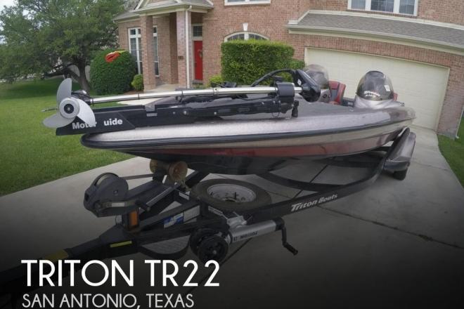 2003 Triton TR22 - For Sale at Del Rio, TX 78840 - ID 143004