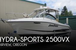 2007 Hydra Sports 2500VX