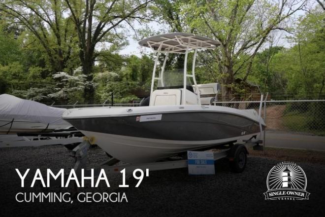 2016 Yamaha 190 FSH Sport - For Sale at Cumming, GA 30028 - ID 162745