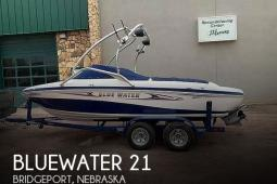 2011 Bluewater Shadow 21