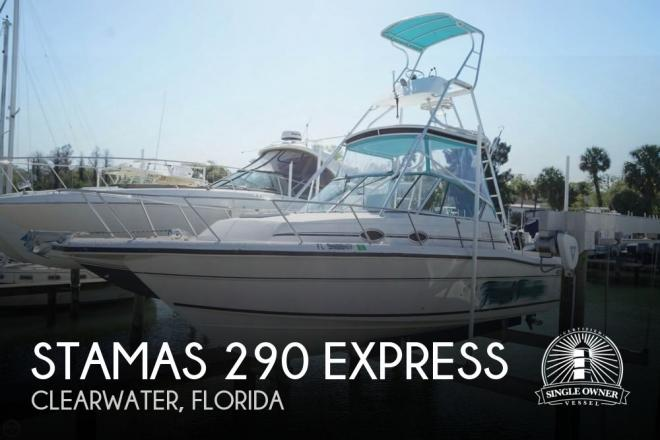 1992 Stamas 290 Express - For Sale at Clearwater, FL 33755 - ID 157390