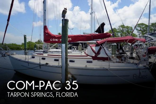 1994 Com Pac 35 - For Sale at Tarpon Springs, FL 34689 - ID 144566