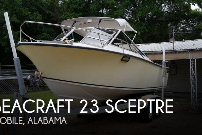 1977 Sea Craft 23 Sceptre - For Sale at Mobile, AL 36619 - ID 140992