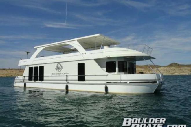 2008 Desert Shore 70' X 18' Houseboat - For Sale at Henderson, NV 89015 - ID 169314