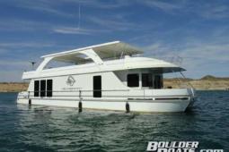 2008 Desert Shore 70' X 18' Houseboat