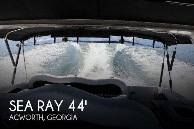 1995 Sea Ray 440 Sundancer - For Sale at Acworth, GA 30101 - ID 167141