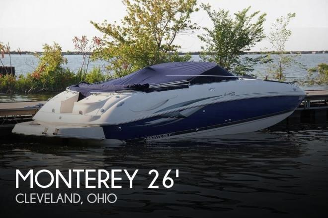 2004 Monterey 263 Explorer - For Sale at Cleveland, OH 44119 - ID 168960
