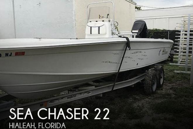 2005 Sea Chaser 22.5 XL Bayrunner - For Sale at Hialeah, FL 33002 - ID 169793