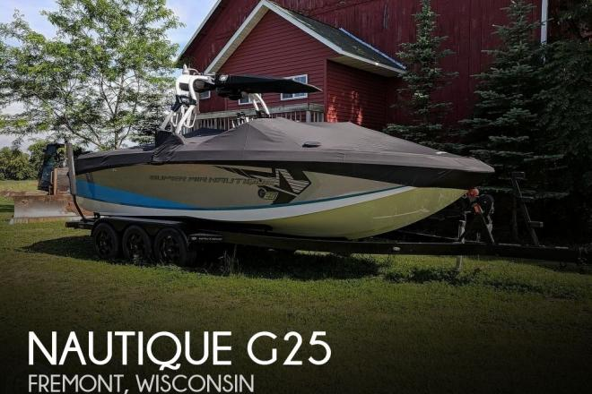 2015 Nautique G25 - For Sale at Fremont, WI 54940 - ID 168443