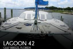1993 Lagoon 42