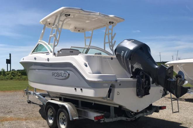 2019 Robalo R247 - For Sale at Coopersville, MI 49404 - ID 158204