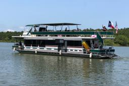 1994 Somerset Cruiser Houseboat