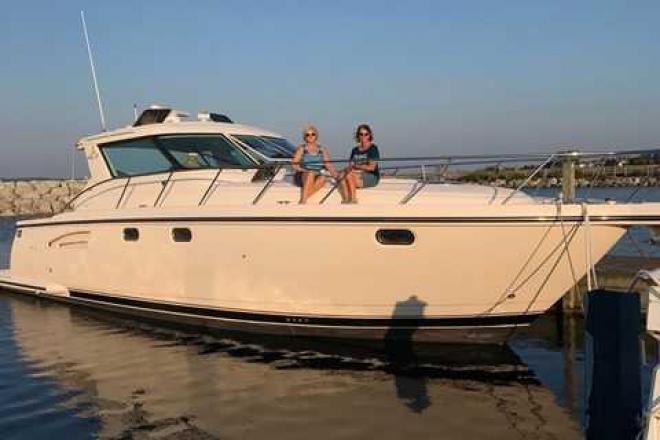 2004 Tiara 4400 SOVRAN - For Sale at Harrison Township, MI 48045 - ID 163532
