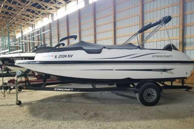2016 Starcraft 1915 LIMITED/OB - For Sale at Antioch, IL 60002 - ID 165755