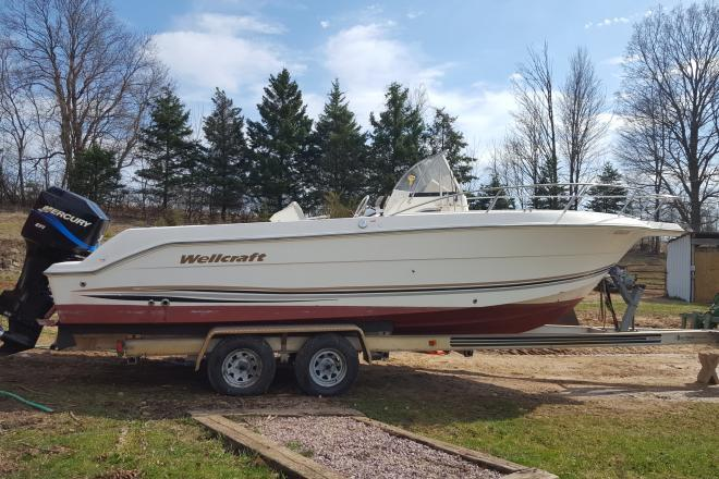 2000 Wellcraft 230 Fisherman - For Sale at Viola, WI 54664 - ID 169983