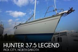1993 Hunter 37.5 Legend