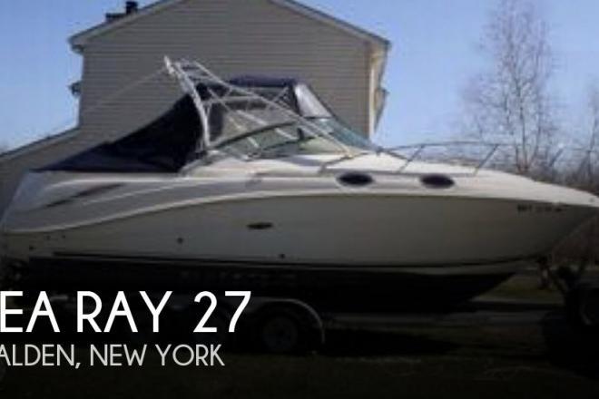 2005 Sea Ray 270 Amberjack - For Sale at Walden, NY 12586 - ID 170059